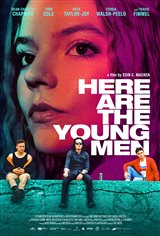 Here Are the Young Men Movie Poster Movie Poster