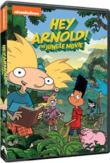 Hey Arnold!: The Jungle Movie Movie Poster