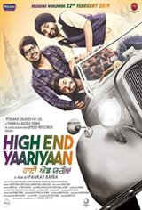 High End Yaariyaan Large Poster