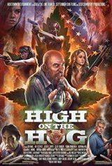 High on the Hog Large Poster