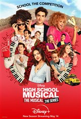 High School Musical: The Musical - The Series (Disney+) Movie Poster