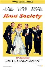 High Society 65th Anniversary presented by TCM Affiche de film
