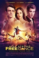 High Strung Free Dance Large Poster