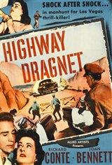 Highway Dragnet Affiche de film