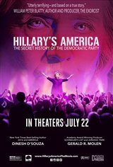Hillary's America: The Secret History of the Democratic Party Large Poster