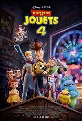 Histoire de jouets 4 Movie Poster