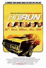 Hit & Run Movie Poster