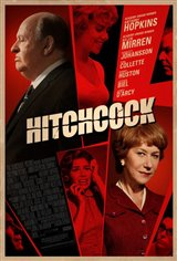 Hitchcock Large Poster