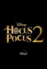 Hocus Pocus 2 Movie Poster