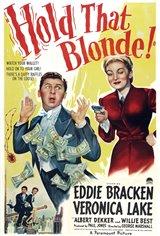 Hold That Blonde Affiche de film