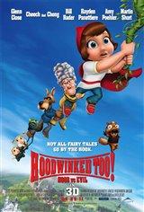 Hoodwinked Too! Hood vs. Evil 3D Movie Poster