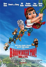 Hoodwinked Too! Hood vs. Evil Movie Poster Movie Poster