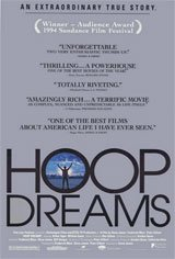 Hoop Dreams Movie Poster
