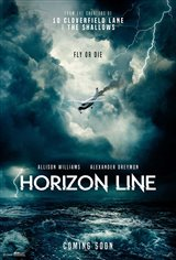 Horizon Line Movie Poster Movie Poster
