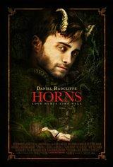Horns Movie Poster