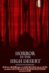 Horror in the High Desert Movie Poster
