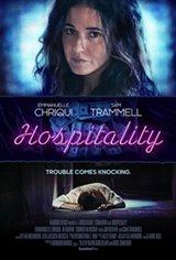 Hospitality Large Poster