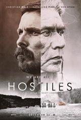 Hostiles Movie Poster Movie Poster