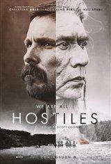 Hostiles (v.o.a.) Affiche de film