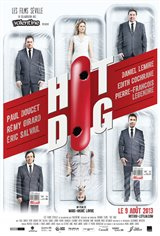 Hot Dog Movie Poster