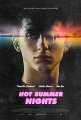 Hot Summer Nights Affiche de film