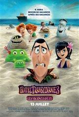 Hôtel Transylvanie 3 : Les vacances d'été Movie Poster