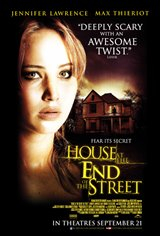 House at the End of the Street Movie Poster Movie Poster