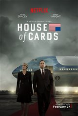 House of Cards: Season 3 (Netflix) Movie Poster Movie Poster