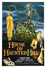 House On Haunted Hill (1959) Movie Poster