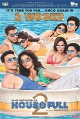 Housefull 2: The Dirty Dozen Large Poster