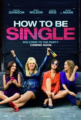 How to Be Single Movie Poster