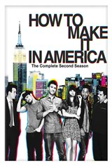How to Make it in America: The Complete Second Season Movie Poster