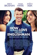 How to Make Love Like an Englishman Movie Poster Movie Poster