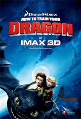 How to Train Your Dragon: An IMAX 3D Experience Movie Poster