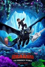 How to Train Your Dragon: The Hidden World Movie Poster Movie Poster