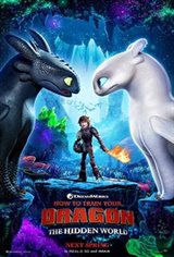 How to Train Your Dragon: The Hidden World - An IMAX 3D Experience Movie Poster