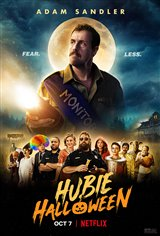 Hubie Halloween (Netflix) Movie Poster
