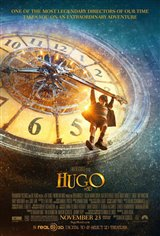 Hugo 3D (v.f.) Movie Poster
