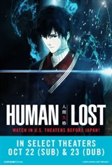 Human Lost Large Poster