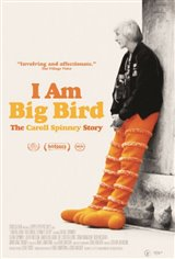 I Am Big Bird: The Caroll Spinney Story Large Poster