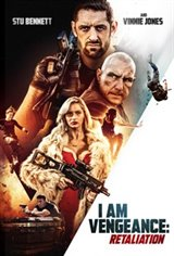 I Am Vengeance: Retaliation Movie Poster Movie Poster