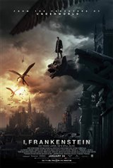 I, Frankenstein 3D Movie Poster