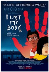 I Lost My Body Affiche de film