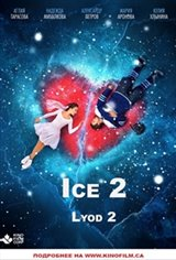 Ice 2 Large Poster