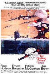 Ice Station Zebra Movie Poster