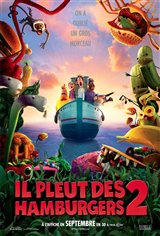 Il pleut des hamburgers 2 Movie Poster