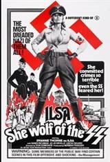 Ilsa, Shewolf Of The Ss Movie Poster