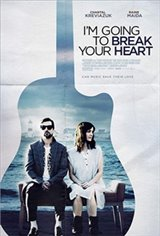 I'm Going to Break Your Heart Affiche de film