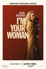 I'm Your Woman (Amazon Prime Video) Movie Poster