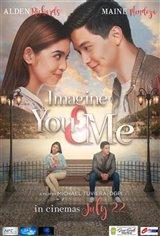 Imagine You & Me Affiche de film